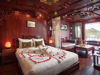 Royal Suite Cabin on Halong Royal Palace Cruise - Tuan Chau Island vacation rentals