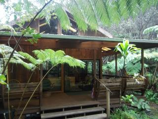 Hale Iki - Honeymoon Chalet, Volcano Hawaii $145+ - Volcano vacation rentals