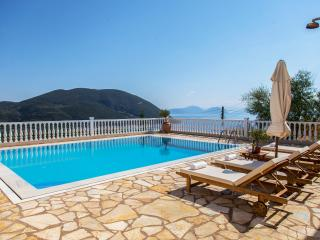 2 Bedroom Apartment with Shared Pool & Sea View - Vasiliki vacation rentals