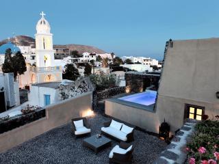 Mansion Kyani - Santorini villa with pool and car - Megalochori vacation rentals