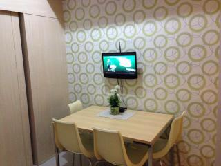 Fully furnished simple one bedroom - Quezon City vacation rentals