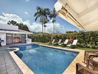 4 Bedroom House With Private Pool - Princeville vacation rentals