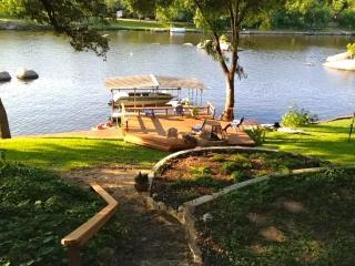 2 Bedroom Cool Waters, Lake LBJ #1 Swimming Hole! - Burnet vacation rentals