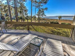 1457 Sound Villas - Beautiful Calibogue Sound/Beachfront Views! - Hilton Head vacation rentals