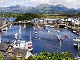 Porthmadog Luxury Apartment with FANTASTIC VIEWS! - Porthmadog vacation rentals