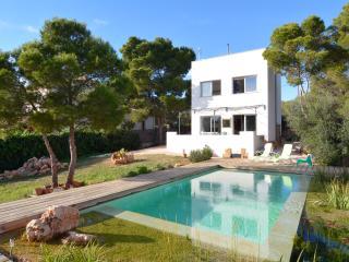 Unique Modern Villa with very special pool - Cala Pi vacation rentals