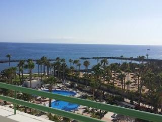 Bright Condo with A/C and Elevator Access - Playa de Fanabe vacation rentals