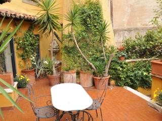 A wonderful Terrace Flat in Trastevere area - Rome vacation rentals