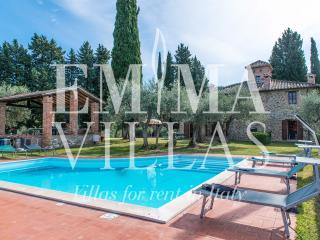 Bright Villa with Deck and Internet Access - Paciano vacation rentals