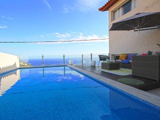 Perfect Villa with Satellite Or Cable TV and Television - Calheta vacation rentals