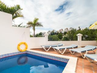 Aljamar 8a great villa close to  Burriana Beach - Nerja vacation rentals