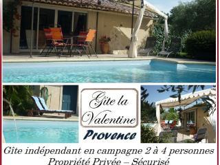 Location Provence avec piscine - Bedarrides vacation rentals