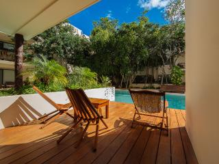 PRANA 106, CONDO DIRECTLY TO THE HUGE POOL - Tulum vacation rentals