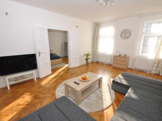 Gigantic luxurious apartment in awesome location - Prague vacation rentals