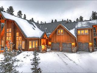 Ski Resort Views - Massive Post & Beam Construction w/ 25' Ceilings (13255) - Breckenridge vacation rentals