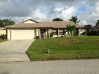 Charming and Centrally Located Cape Home - Cape Coral vacation rentals