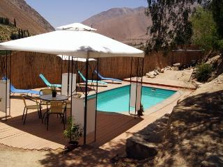 Cozy House with Dishwasher and Patio - Pisco Elqui vacation rentals