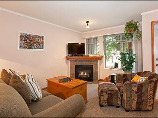 Private Outdoor Hot Tub - Gas Fireplace (4051) - Whistler vacation rentals