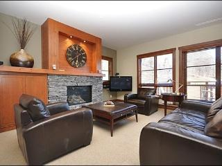Cozy Furnishings and Decor - Common Area Outdoor Hot Tub (6051) - Mont Tremblant vacation rentals
