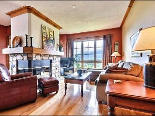 Breathtaking Mountain Views from Private Balcony - Upscale Decor Throughout  (6073) - Mont Tremblant vacation rentals