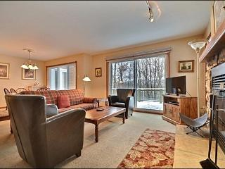 Just a Short Walk to all Activities - Ski Lockers at your Doorstep (6086) - Mont Tremblant vacation rentals