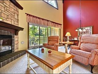 Five Minute Walk into Village - Adjacent to Le Geant Golf Course (6138) - Mont Tremblant vacation rentals