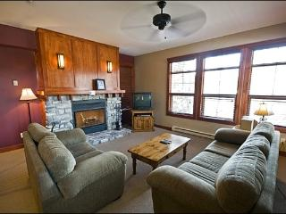 Common Area All Season Sauna and Hot Tub - Beautiful Golf Course and Resort Views (6161) - Mont Tremblant vacation rentals