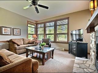 Private Balcony with BBQ Grill - Wood Burning Fireplace (6176) - Mont Tremblant vacation rentals