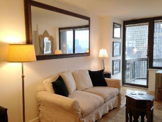Luxury 1 bedroom with Central Park view - New York City vacation rentals
