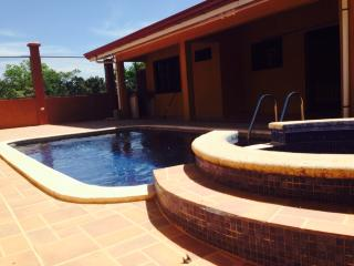 Beautiful Private Villa w/ Pool & Jacuzzi - Huacas vacation rentals