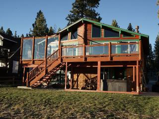 Blue Moon Lake Lodge with best view on the lake! - Fawnskin vacation rentals