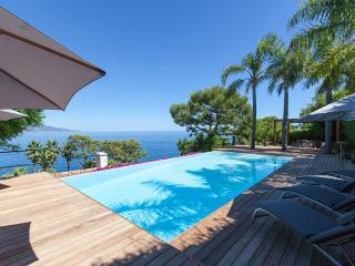 Nice Villa with Internet Access and Balcony - Roquebrune-Cap-Martin vacation rentals