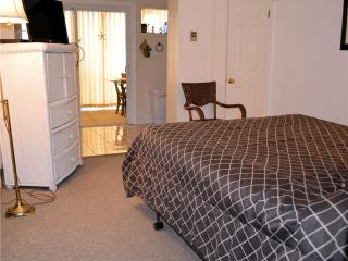 Comfortable Condo with Television and Balcony - Chincoteague Island vacation rentals