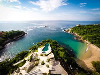 Ocean Views and Direct Beach Access - Santa Cruz Huatulco vacation rentals