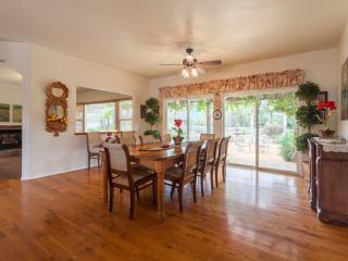 The Turtle house- California Ranch in San Luis O - San Luis Obispo vacation rentals