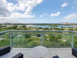Aquamarina: Ocean & Lagoon Views Luxury Condo - Maho vacation rentals