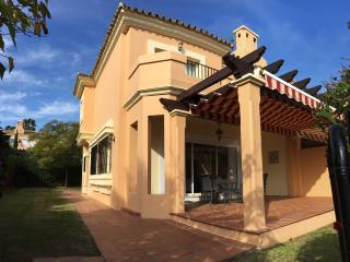 Semidetached house in Alcaidesa near golf - Alcaidesa vacation rentals