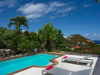 Beautiful two bedroom overlooking Flamands with stunning ocean views - Flamands vacation rentals