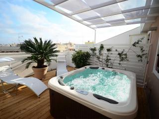 Suite 54: penthouse with terrace and mini pool - Polignano a Mare vacation rentals