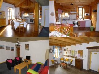 Gîte 8 places en Ardèche - Spacieux - Tout confort - Chassiers vacation rentals