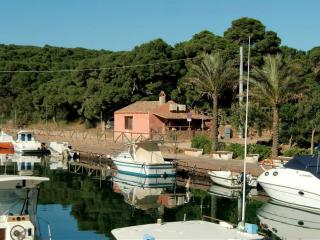 Nice Villa with A/C and Long Term Rentals Allowed (over 1 Month) - Porto Pino vacation rentals