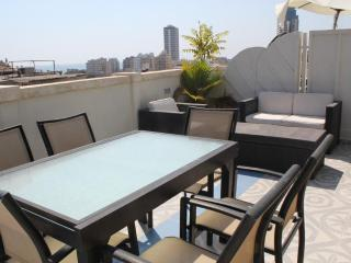 Beautiful Duplex Apartment - Shook - Jaffa vacation rentals