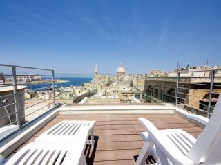 Sea View Stylish Aprt - 2 BR (AG2) - Valletta vacation rentals