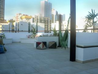 Modern 2 bed Apartment with spacious Roof Terrace - Salvador vacation rentals