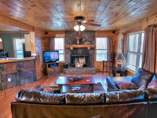 Perfect 2 bedroom Helen Cabin with Internet Access - Helen vacation rentals