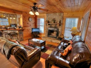 Cozy 3 bedroom Helen Cabin with Internet Access - Helen vacation rentals