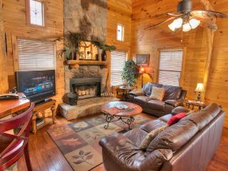 Perfect Cabin with Deck and Internet Access - Helen vacation rentals