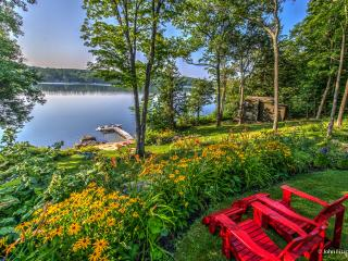Private Beach, 12 acre Estate, Premier Lake - Lee vacation rentals