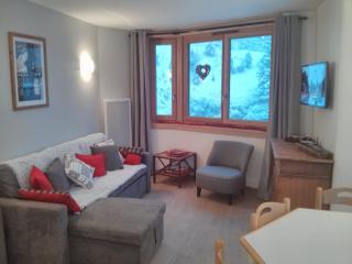 Avoriaz plein centre, appt de 40 m² moderne, lumineux et au calme - Avoriaz vacation rentals