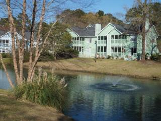 Lovely 2bdrm Townhome overlooking pond - North Charleston vacation rentals